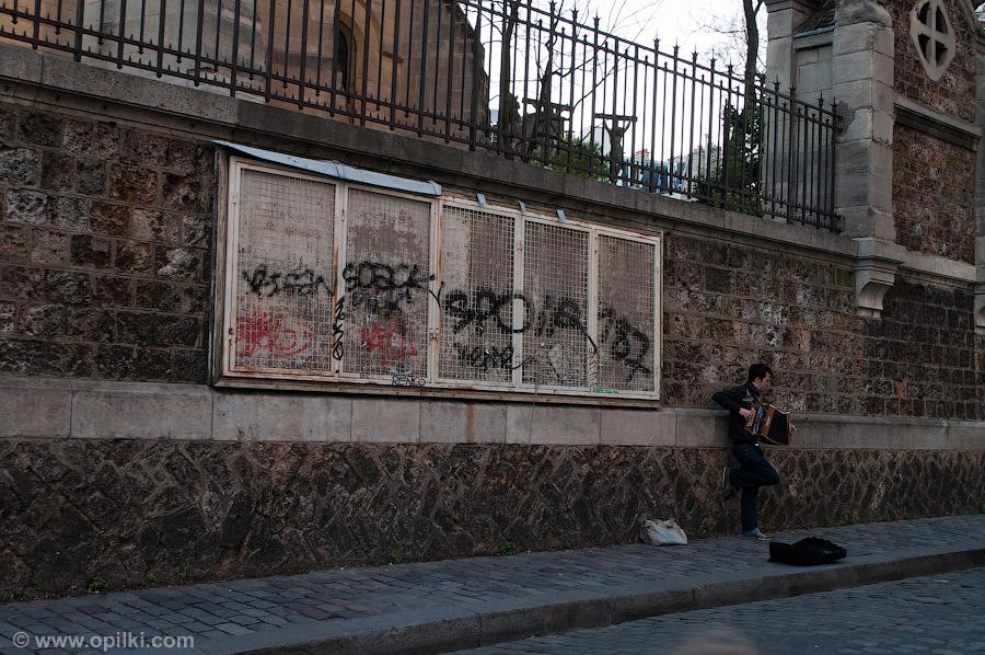 Весь Париж в одном фото