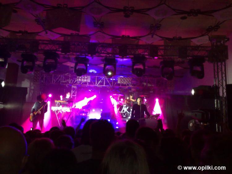 Концерт группы Агата Кристи
