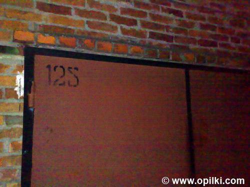 Гараж номер 125