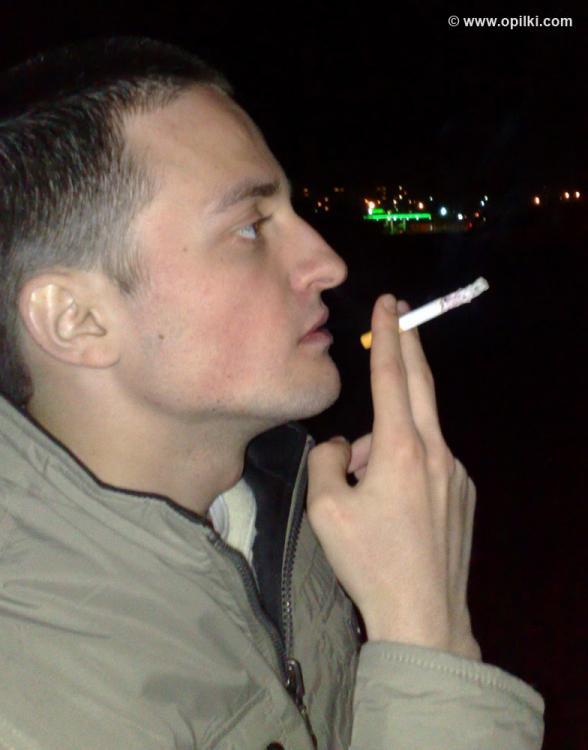 Я курю весной 2008 года