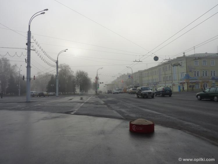 Утро и туман