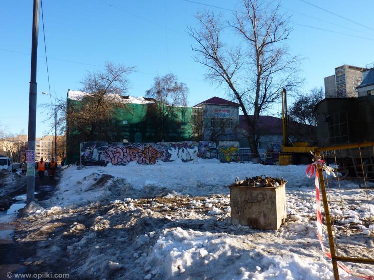 Граффити - уличное творчество